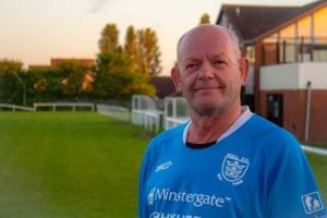 Phil Ashmore – Club Steward